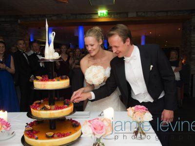 Bryllup på Skarsnuten Hotel